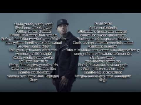 In My Foreign (lyrics en español e ingles)The Americanos