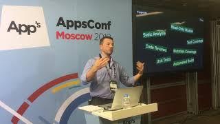 AppsConf 2018