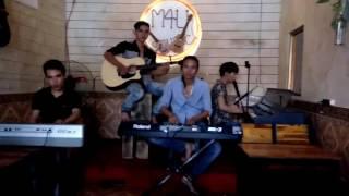 Nếu em còn tồn tại cover M4U Acoustic band Bến Lức