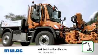 MULAG Kombinationsmähgerät MKF 600