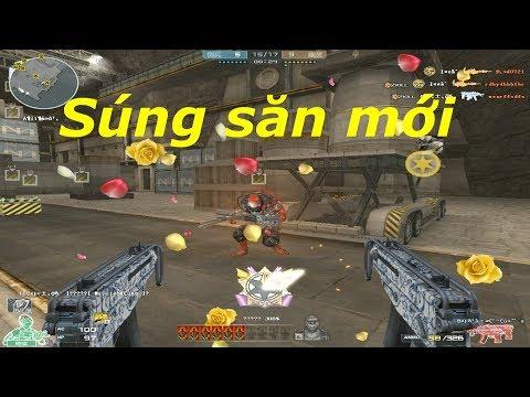 [ Bình Luận CF ] Dual Scorpion VZ61 Gốm Sứ - Tiền Zombie v4
