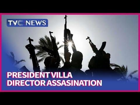 Gunmen assasinate President