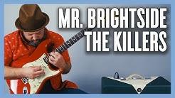 Mr. Brightside The Killers Guitar Lesson + Tutorial