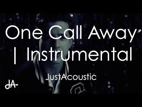 One Call Away - Charlie Puth (Acoustic Instrumental)