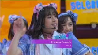Video JKT48 - Everyday Kachuusha ( Setiap Hari Berbando ) Kompas SELEBRASI 26-08-2018 download MP3, 3GP, MP4, WEBM, AVI, FLV Juli 2018