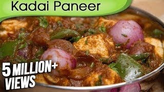 Kadai Paneer - Easy to Make Indian Homemade Main Course Gravy Recipe By Ruchi Bharani