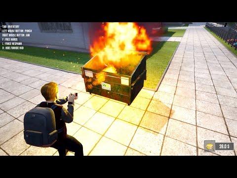 学校で悪さをするゲームが面白すぎる part2 【bad guys at school】