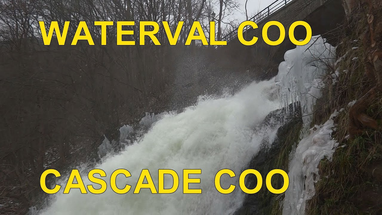 Waterval van coo cascade coo sony hx20v youtube for Www coo