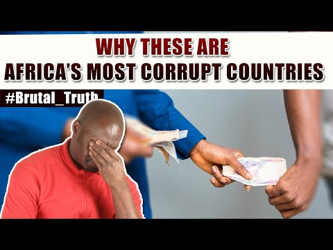 Top 10 Most Corrupt Countries in Africa 2021
