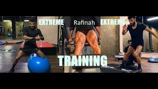 Rafinha: A Footballers Gym Workout ?     Prt 7