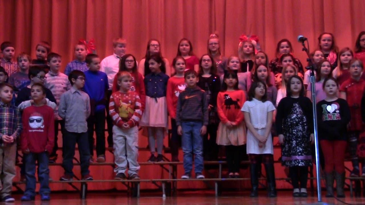 Mooers Elementary Christmas Program  12-14-17
