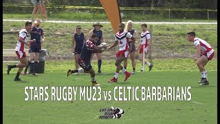 Tropical  7s 2019: Stars Rugby MU23 vs Celtic Barbarians