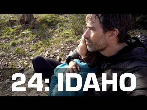 24: IDAHO - Ryan & Stephanie Jordan COUPLES Lightweight Backpacking Overnighter in IDAHO