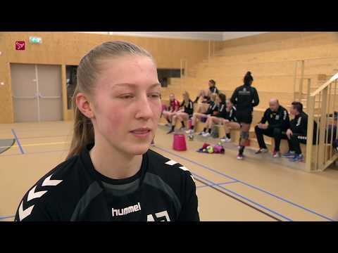 Almere  - Handbalkeeper Ten Holte werkt toe naar ultieme droom