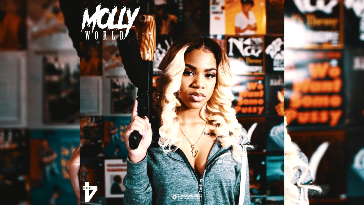 Molly Brazy - Fight Me (Official Audio)