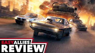 Fast & Furious Crossroads - Easy Allies Review (Video Game Video Review)