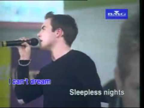 Westlife--I Don't Wanna Fight No More (KTV).flv