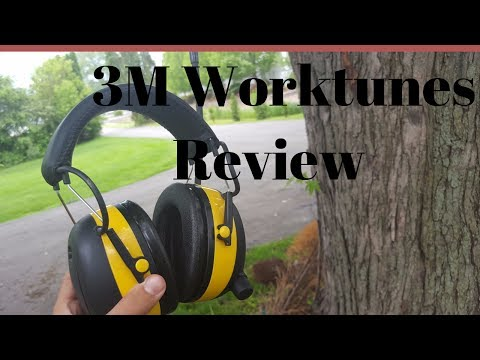 3M Worktunes Ear Protection Review