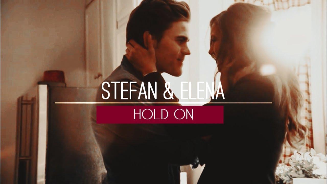 stefan elena hold on