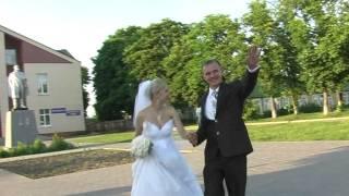 Свадьба Ольги и Алексея прогулка по д.Ольшаны