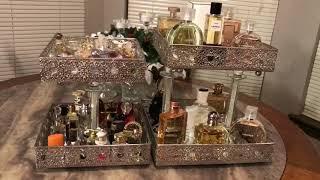 DIY Organizador de Perfumes GLAM. CON PRODUCTOS ECONÓMICOS