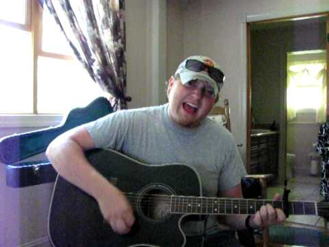 Justin Moore-Like There's No Tomorrow (Acoustic Cover) Marc Whitson
