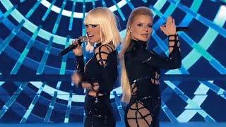 Iza Miko i Natalia Krakowiak jako Iggy Azalea i Rita Ora - Twoja Twarz Brzmi Znajomo Video