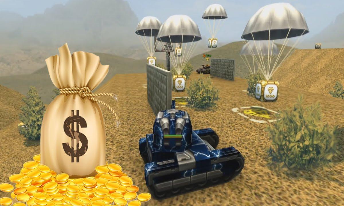 Картинки танки онлайн голд
