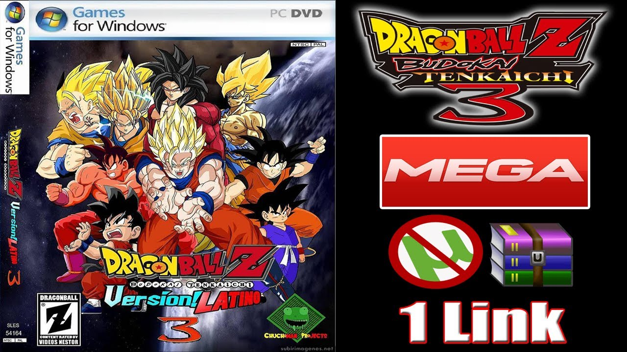 Download Dragonball Z Budokai Tenkaichi 4 For Pc
