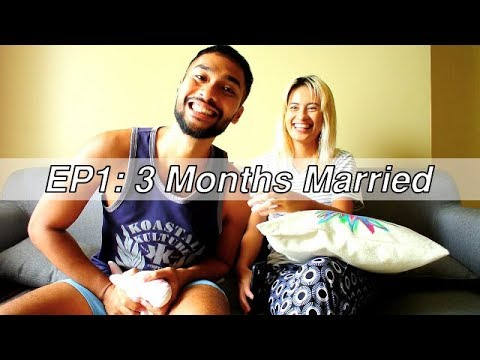Conversations with Darel and Renel EP1: 3 Months Married
