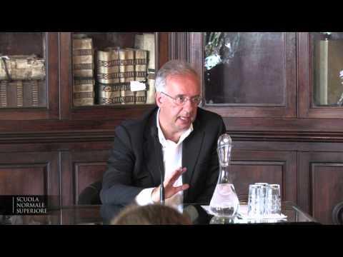 Walter Veltroni, Il cinema italiano - 15 maggio 2015