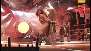Ricky Martin, Pégate, Festival de Viña 2007