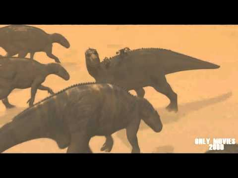 Dinosaur  Joining the herd HD