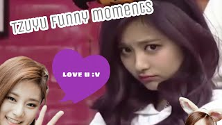Tzuyu twice funny moments || mamank kpop♡