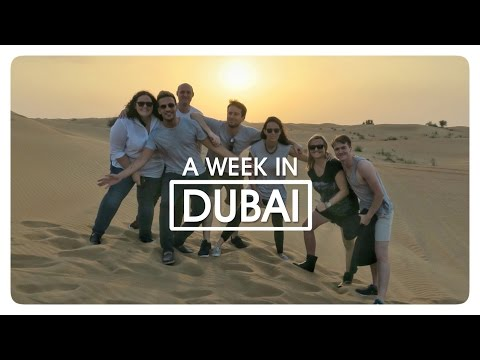DUBAI with the team ● Marco Travel Experience