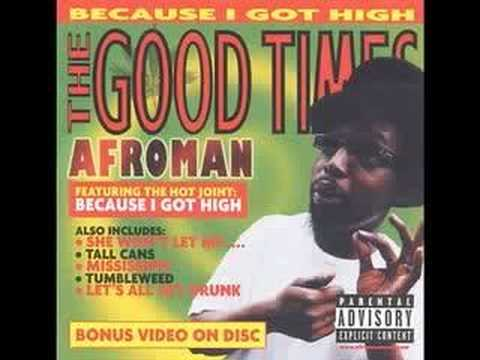 Afroman  Crazy Rap Chipmunk Version
