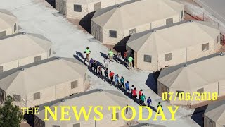 U.S. Seeks Court Guidance On Deadlines To Reunite Migrant Families | News Today | 07/06/2018 | ...
