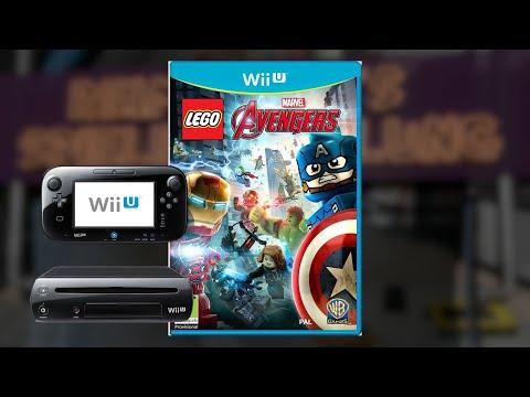 Gameplay : Lego Marvel Avengers [WII U]
