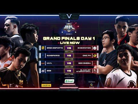 [Filipino] MPL Philippines Season 5 Grand Finals Day 1