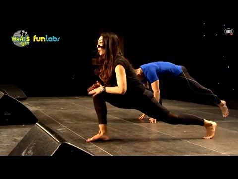 Έναρξη & Yoga Ballet - What's up FunLabs – Dance Fitness Workshop @ Thessaloniki