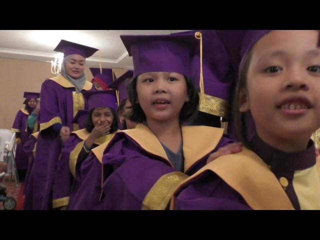 Nimblebee Preschool Graduation Day 2016