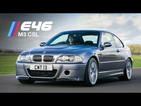 Bmw S E46 M3 Csl Is Rightfully One Of Its Best Performance Cars Ever