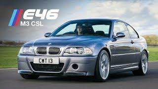 BMW E46 M3 CSL: The M3 Masterpieces Ep.3 | Carfection 4K