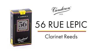 56 Rue Lepic Reeds - Vandoren