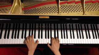 Ballade by Burgmuller Op.100 No.15 slow tempo