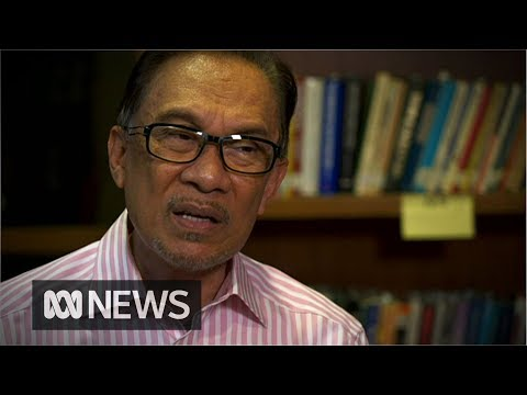 Anwar Ibrahim speaks about the 'sickening' separation from his family