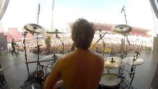 Rolf Pilve [live cam] | Stratovarius - Halcyon Days @ Sauna Open 2013