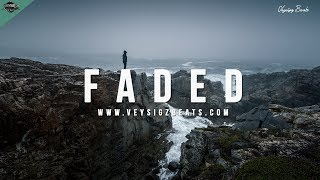 "Sad Piano Hip Hop Beat | Deep Vocal Rap Instrumental - ""Faded"" - [prod. by Veysigz]"