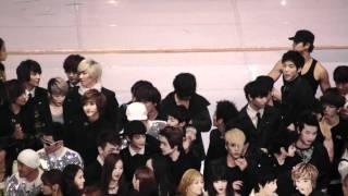 【YESUNG FANCAM】101230 KBS Gayo Daejun Ending - Stafaband