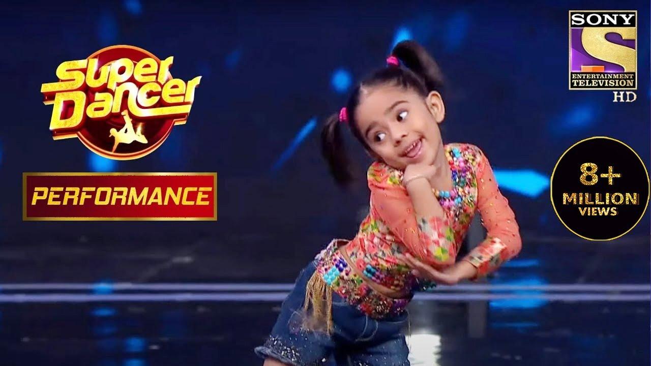 Download Rupsa Shows Her Best Moves | Super Dancer Chapter 3